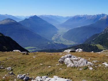 Von Oberstdorf nach Meran