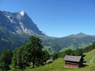 Wandern Schweizer Alpen