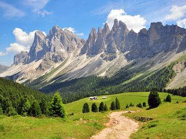 Wanderreise Dolomiten