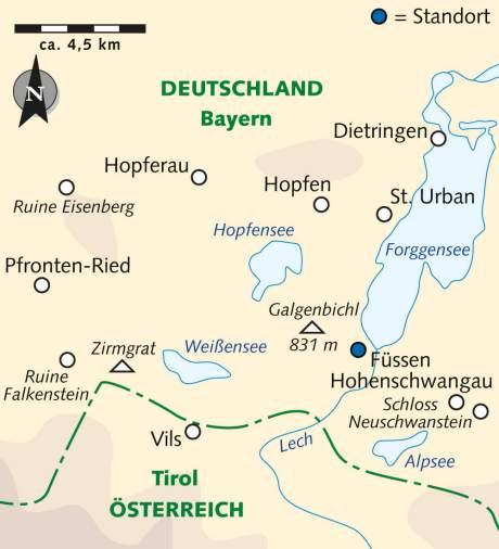 Alpen Berge Wandern Allgau Wanderurlaub Das Allgau Seenzauber