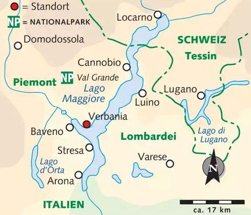 Lago Maggiore Karte.Alpen Berge Wandern Oberitalien Wanderurlaub Lago Maggiore